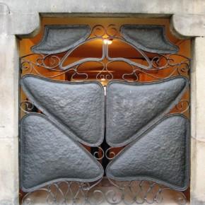 Brama secesyjna GAUDI, Wrocław