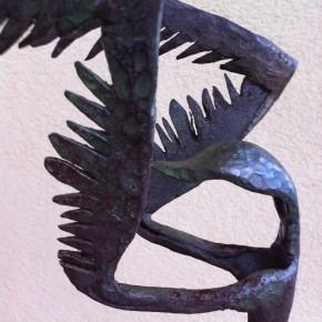 MODLISZKA, rzeźba ogrodowa