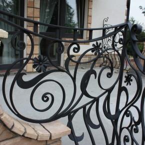 Balkon i taras, dom prywatny